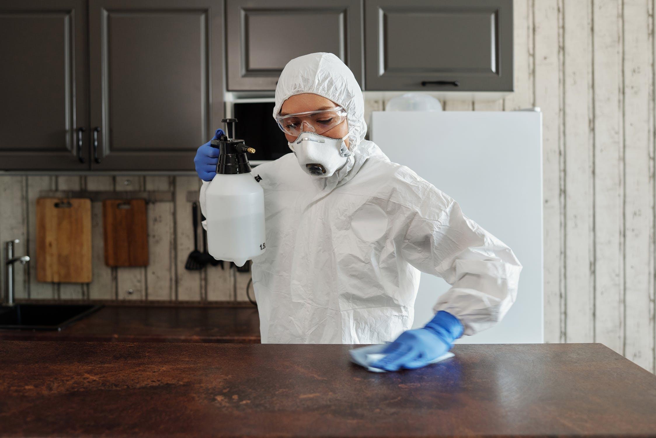 inductie kookplaat schoonmaken